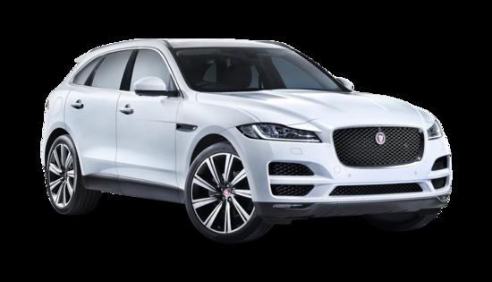 SUV de la marque Jaguar
