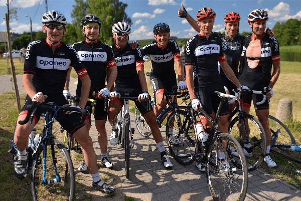 Équipe de cyclisme oponeo.